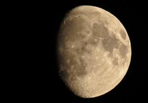 Dramatic Moon